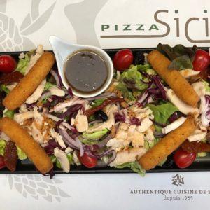Salade Trentina Pizza Sicilia Cambrai