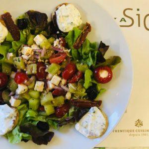 Salade Greca Pizza Sicilia Cambrai